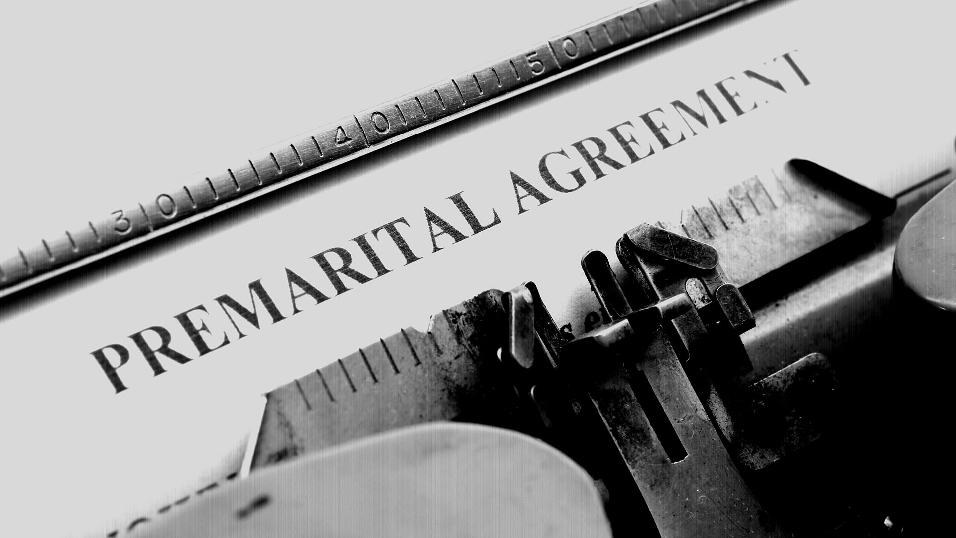 Are Prenuptial Agreements Enforceable In Massachusetts